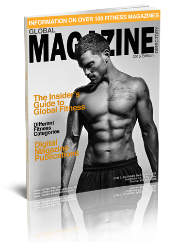 THE INSIDER'S GUIDE TO THE BUSINESS OF FITNESS MODELING Global Magazine