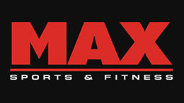 Max Sports and Fitness Logo