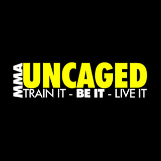 mma uncaged train it - be it - live it